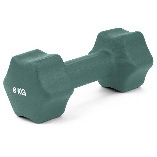 """Sport-Thieme Fausthantel """"Neopren"""" 8 kg, Grau"""