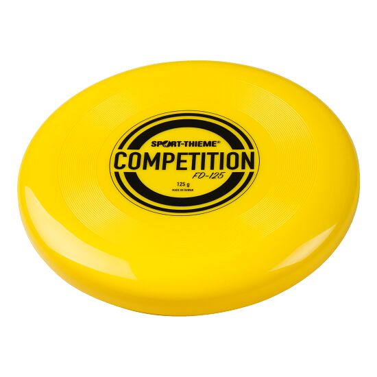 "Sport-Thieme® ""FD-125 Competition"" Throwing Disc Yellow"