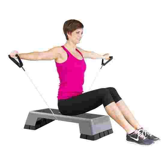 Sport-Thieme Fitness-Step-Tube 10 stk. sæt Grøn = let