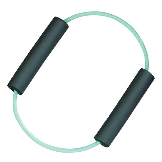 Sport-Thieme® Fitness-Tube Ring 10er Set Grün = leicht