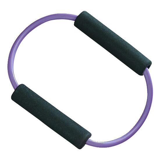 Sport-Thieme® Fitness-Tube Ring 10er Set Violett = stark