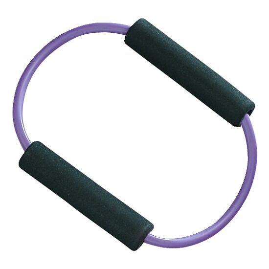 Sport-Thieme® Fitness-Tube Ring, sæt med 10 stk. Violet = hård
