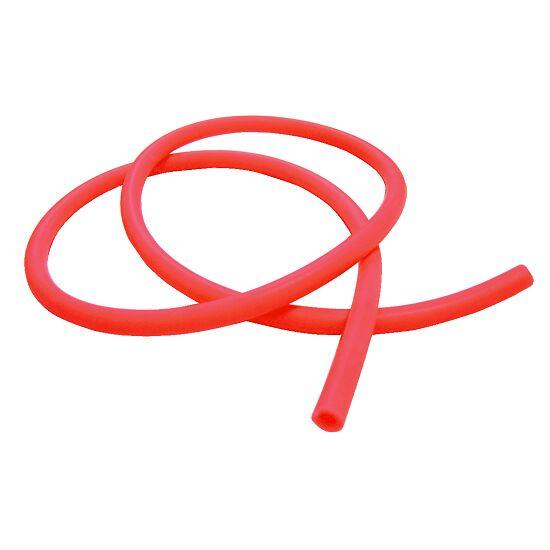 Sport-Thieme® Fitness-Tube Vario 20 m Rolle Rot = extra stark