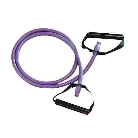 Sport-Thieme Fitness-Tube Violett, stark, 10er Set