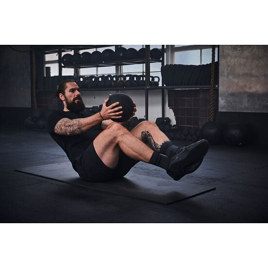 Sport-Thieme Fitnessmåtte Sort