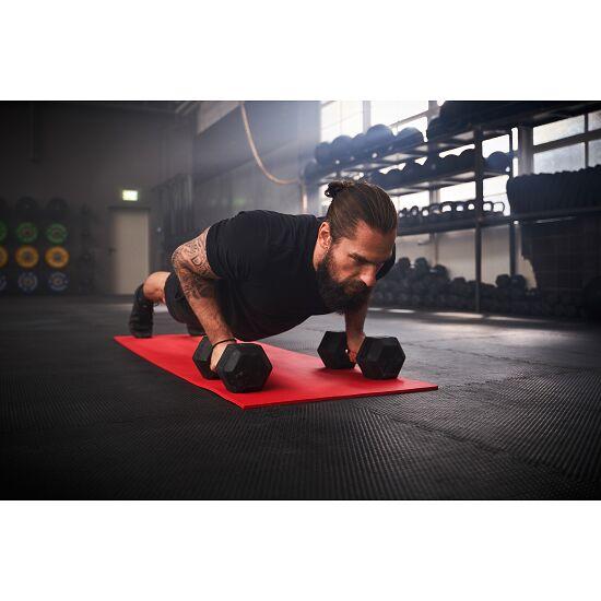 Sport-Thieme Fitnessmåtte Rød