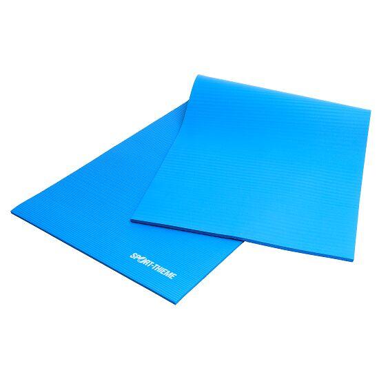 Sport-Thieme Fitnessmatte Blau