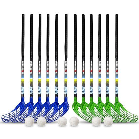 "Sport-Thieme Floorball Set ""FLOW II"" Shaft length: 87 cm"