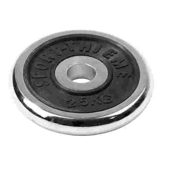 Sport-Thieme Forkromet Vægtskive 2,5 kg