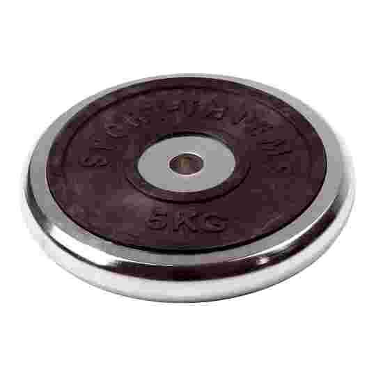 Sport-Thieme Forkromet Vægtskive 5 kg