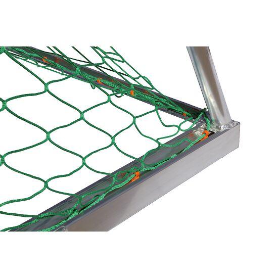 Sport-Thieme® Full-Size Goal 7.32x2.44 m, Portable 80x80-mm ground frame