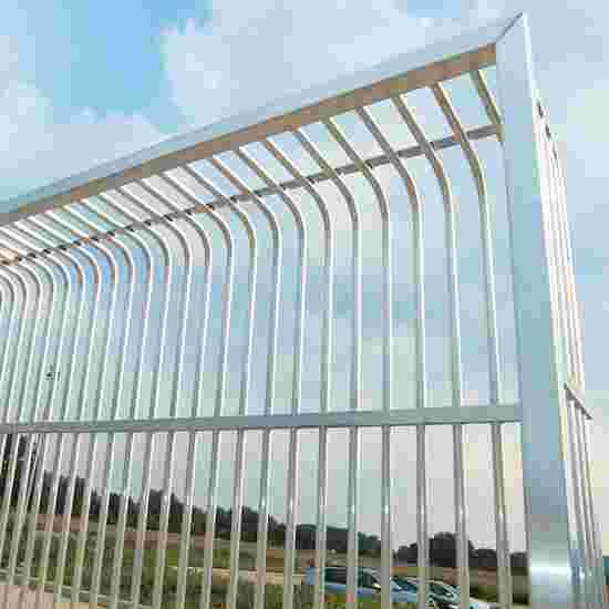 Sport-Thieme Fully Welded Leisure Goal Square tubing, 80×80 mm , 300×200×70 cm