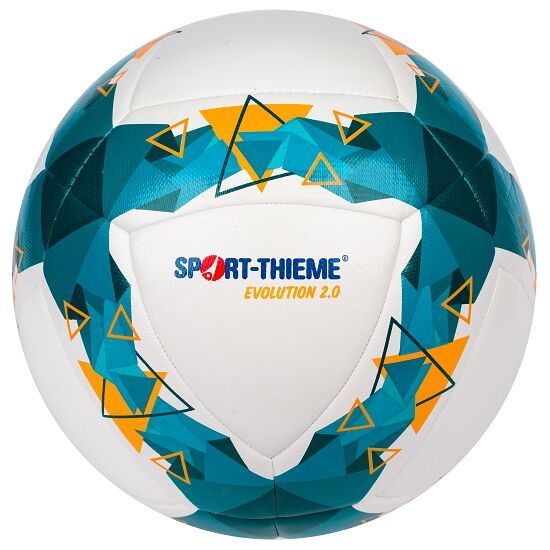 "Sport-Thieme Fußball ""Evolution 2.0"" Grün-Orange"