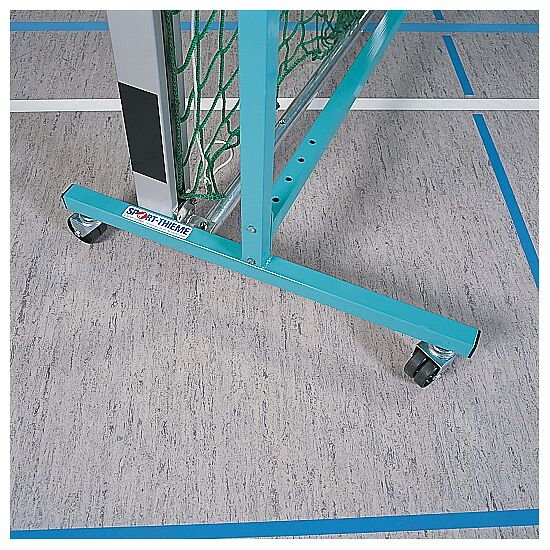 Sport-Thieme® Goal Trolley Total height with goal, approx. 215 cm