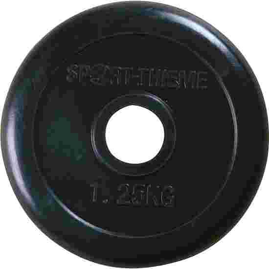 Sport-Thieme Gummibelagte Vægtskiver 1,25 kg