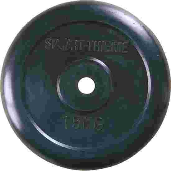 Sport-Thieme Gummibelagte Vægtskiver 15 kg