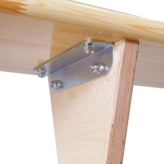 """Sport-Thieme Gymnastics Bench """"Original"""" 2 m, DIN 7909, Without castors"""