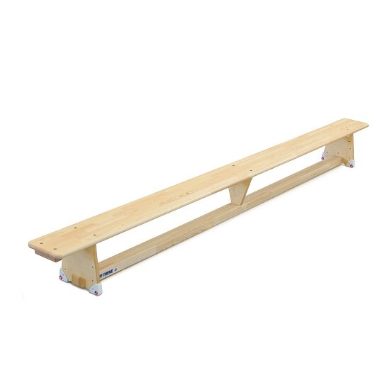 "Sport-Thieme Gymnastics Bench ""Original"" 4 m, DIN 7909, Without castors"
