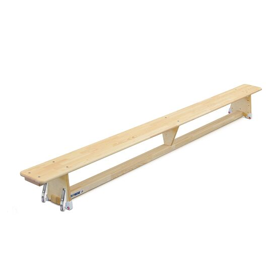 "Sport-Thieme Gymnastics Bench ""Original"" 4 m, With castors"