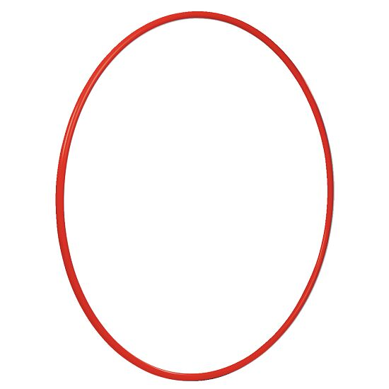 """Sport-Thieme Gymnastics Hoops """"Competition"""" Cardinal red"""