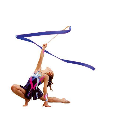 Sport-Thieme® Gymnastik-konkurrence-vimpel med stav Konkurrence, L: 6 m, Kornblå