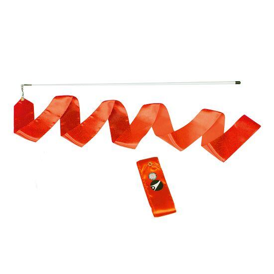 "Sport-Thieme Gymnastikband mit Stab ""Training"" Orange"