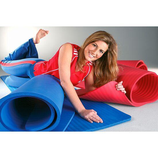 "Sport-Thieme® Gymnastikmatte ""Club 10"" Blau"