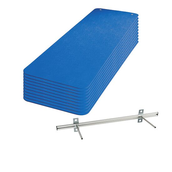 "Sport-Thieme® Gymnastikmatten-Set ""Fit&Fun"" Matten-Set, Blau"