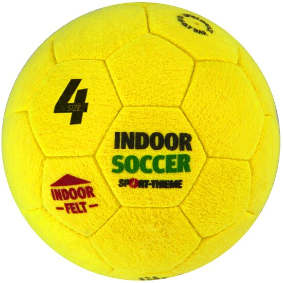 """Sport-Thieme Hallenfußball """"Indoor Soccer"""" Größe 4, 360 g"""