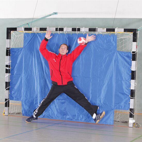 Sport-Thieme® Hallenhandball Torwandnetz Mit 4 Eckaussparungen