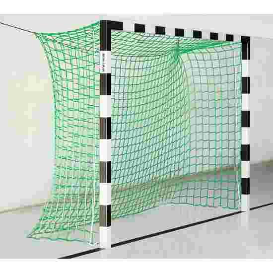 Sport-Thieme Hallenhandballtor 3x2 m, ohne Netzbügel Schwarz-Silber