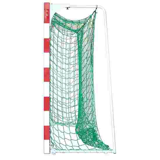Sport-Thieme Handball Goal with Fixed Net Brackets Standard, goal depth 1.25 m, Black/silver