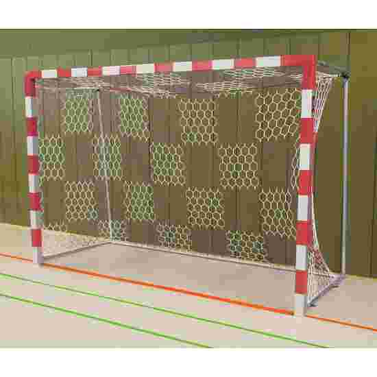 Sport-Thieme Handball Goal Bolted corner joints, Red/silver