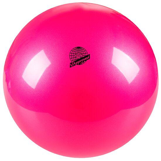 "Sport-Thieme® Hochglänzender Wettkampf-Gymnastikball ""420"" Hot Pink"