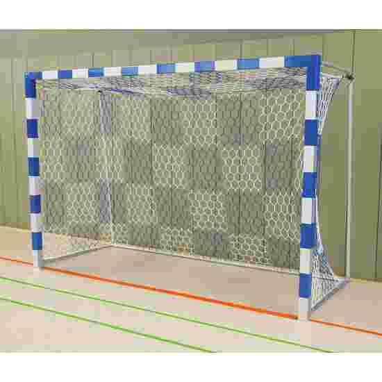 Sport-Thieme Indoor Handball Goal Bolted corner joints, Blue/silver