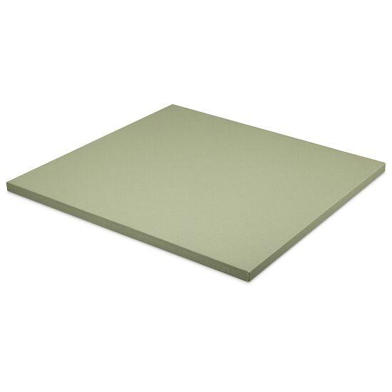 Sport-Thieme® Judo Mat Size approx. 100x100x4 cm, Olive green