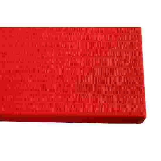 Sport-Thieme Judo Mat Size approx. 100x100x4 cm, Red