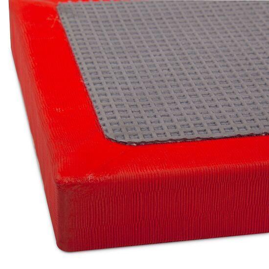 Sport-Thieme® Judo Mat Size approx. 100x100x4 cm, Red