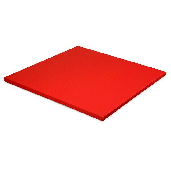 Sport-Thieme® Judo Mats Size approx. 100x100x4 cm, Red