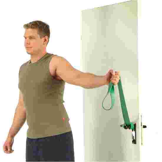 "Sport-Thieme ""Jumpstretch"" Powerband Green, extra-high"