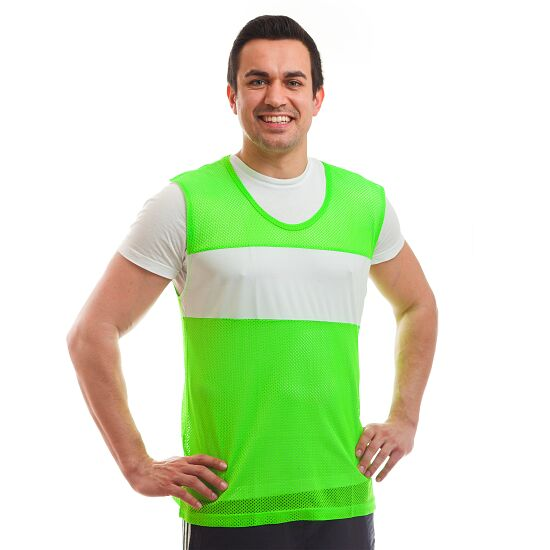Sport-Thieme® Kennzeichnungsweste mit Sponsorenfeld Grün