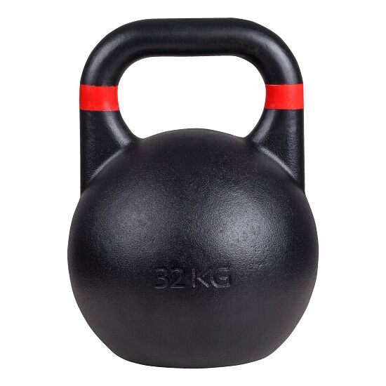 "Sport-Thieme® Kettlebell ""Competition"" 32 kg, Rot"