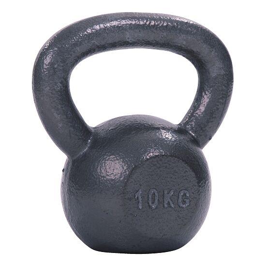 Sport-Thieme® Kettlebell Hammerschlag, lackiert, Grau 10 kg