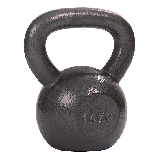 Sport-Thieme® Kettlebell Hammerschlag, lackiert, Grau 14 kg