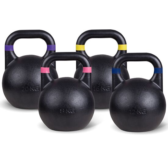 "Sport-Thieme® Kettlebell Set ""Competition"" Leicht"