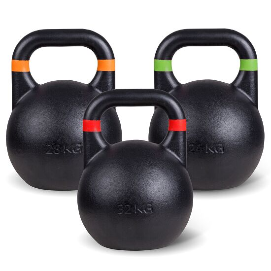 "Sport-Thieme® Kettlebell Set ""Competition"" Schwer"