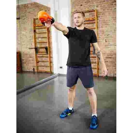 Sport-Thieme Kettlebell  Vinyl 6 kg, Orange