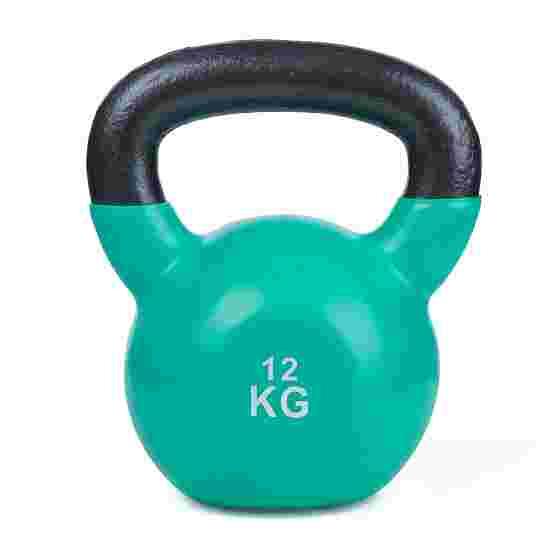 Sport-Thieme Kettlebell  Vinyl 12 kg, Grün