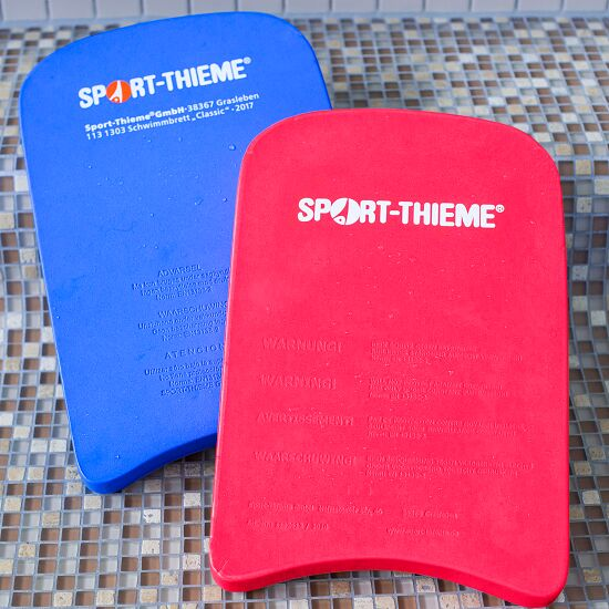 """Sport-Thieme Kickboard """"Classic"""" Red"""