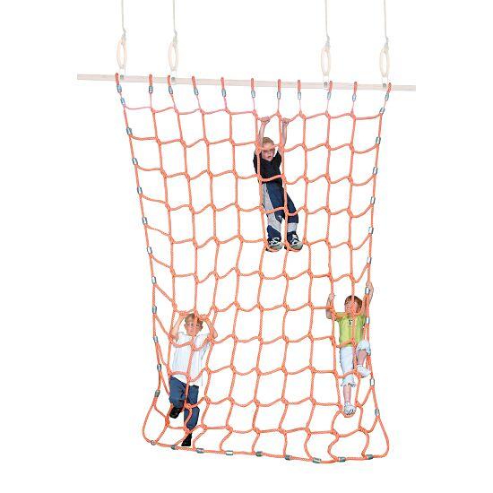 Sport-Thieme® Klatrenet Polypropylen, Orange, 3x2,5 m
